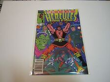 HERCULES PRINCE OF POWER - VOLUME 1 - LIMITED SERIES - ISSUES 1 - 4
