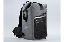 SW MOTECH Rucksack Drybag 300 grau 30 Liter Wasserdicht Motorradrucksack