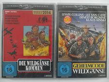 Die Wildgänse kommen + Geheimcode Wildgänse - Söldner Sammlung, Roger Moore