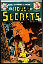 DC Comics The HOUSE Of SECRETS #124 VG 4.0