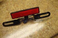 2004 Yamaha XVS650 XVS 650 A V Star Rear Back license Plate Holder Reflector 04