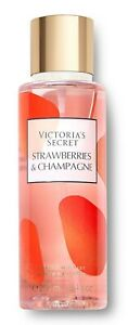 Victoria's Secret New! Classic Fragrance Mist STRAWBERRIES & CHAMPAGNE 250ml