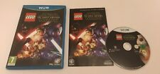 LEGO Star Wars: The Force Awakens Nintendo Wii U Complete PAL
