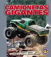 Camionetas Gigantes (Libros Para Avanzar) (Spanish Edition)-ExLibrary
