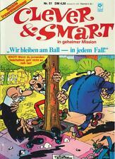 Clever & Smart 51 (Z1, 1. Auflage), Condor