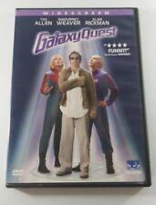 Galaxy Quest Dvd Tim Allenn Dean Parisot(Dir) 1999 Ws. Vg