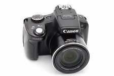 Canon PowerShot SX50 HS 12.1 MP Digital Camera 50x Optical Zoom Black