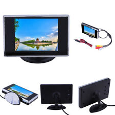 3.5inch TFT LCD Screen Car Auto Rear View Backup Reverse Parking Display Monitor