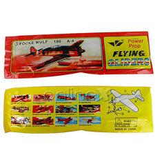 Avión Planeador Polietileno Flying Gliders Focke Wulf 190 Power Prop a1332