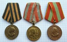 soviet ussr medals 30 years army and navy ussr,victory over germany