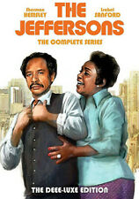 The Jeffersons: The Complete Series 33 DVD  Box Set New Free Shipping
