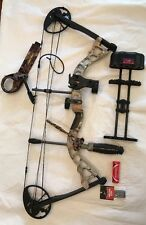 Diamond Archery by Bowtech INFINITE EDGE Compound Bow w/ sight, rest, stabilizer