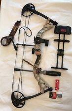 Diamond Archery by Bowtech INFINITE EDGE Compound Bow w/ sight, rest, stabilizer