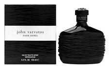 JOHN VARVATOS DARK REBEL Cologne 4.2 oz edt men New In Box