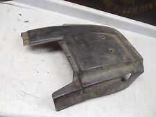 yamaha kodiak 400 yfm400 right front fender mud flap flare plastic 1995 1999 98