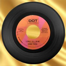 1974 Diana Trask 'Lean It All On Me/The King' Dot 45 RPM NM