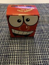More details for comic relief red nose day 4 boxed assorted noses. new in box with accessories