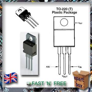 LM7805 7809 7812 7815 7905 7909 7912 7915 Voltage Regulator IC 5V 1.5A TO-220