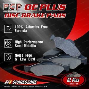 4Pcs Rear Disc Brake Pads for BMW 330Ci 330i M3 E46 X3 E83 X5 E53 Z4 E85