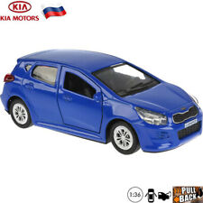 Kia Ceed Diecast Car 1:36 Scale Russian Model Toy Cars
