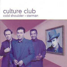 CULTURE CLUB  CD single Cold shoulder Promo 2 Tracks card sleeve NEW