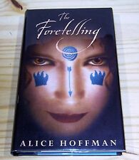 ALICE HOFFMAN THE FORETELLING SIGNED 1st PRINT NEW & UNREAD