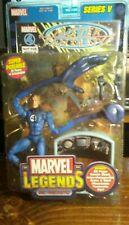 Marvel Legends Mr. Fantastic Toybiz Serirs 5 New Unopened Fantastic Four