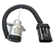 Bobcat 6691498  Fuel  Shut off Solenoid 325 328 329 331 334 335 337 341 425 428
