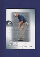 Michael Kirk RC 2001 Upper Deck Golf SP Authentic #51 (MINT) Ser. 2291/2999