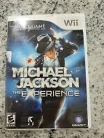 Michael Jackson: The Experience (Nintendo Wii, 2010)  Fast Shipping