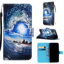 For Samsung Galaxy A10e / A20e Card Wallet Flip Leather Phone Stand Case Cover