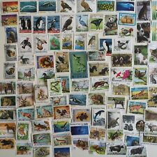 More details for 2000 different animals on stamps collection