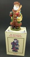 """1997 The International Santa Claus Collection """"Old Nick"""" Belgium - New In Box"""
