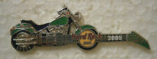 Hard Rock Cafe LEEDS Guitarley  Guitar Pin .