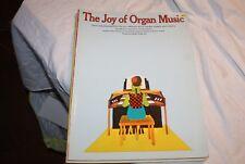 The Joy of Organ Music Nelson Varon Music Sales Ltd YORKTOWN YK21095  orgue