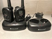 Midland Xtra-Talk FRS Radio Set Of 2 With Extra Charger LXT-380