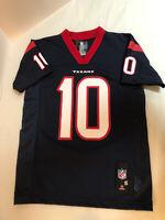 Youth Houston Texans Deandre Hopkins # 10 NFL Jersey Football Small Size 8