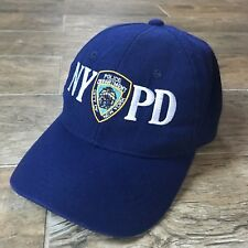Vintage NYPD USA 9/11 New York Ground Zero World Trade Center Memorial Hat