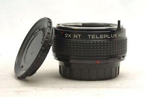 @ Ship in 24 Hours! @ Kenko 2X NT Teleplus MC6 Lens Teleconverter for Nikon F
