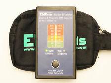 PF5 Pocket EMF Detector 20Hz - 50kHz |2 Year Extended Warranty!|