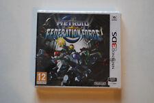 Nintendo Metroid Prime Federation 3ds