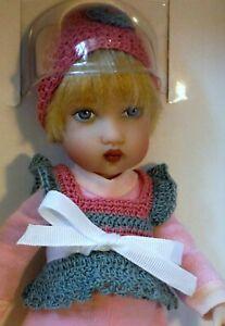 """Chrysalis by Helen Kish Tatum Doll 8"""" 2008 MIB NRFB Kish & Co. P499"""