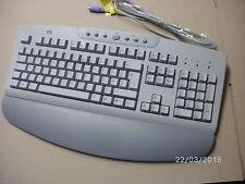 ( GÖRGEN )  1 PC Internet Tastatur HP mit Handballenauflage ( NEU )