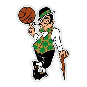 Boston Celtics  Decal / Sticker Die cut