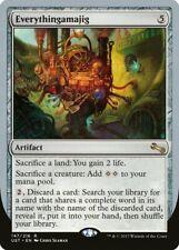 Everythingamajig (e Sacrifice) Unstable NM Artifact Rare MAGIC CARD ABUGames