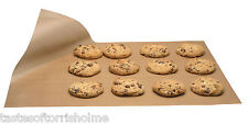 Kitchen Craft Non Stick Teflon Large 40cm Re-Usable Baking Oven Sheet Mat Liner