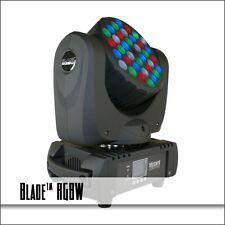 Blizzard Lighting Blade RGBW Moving Head Beam 36x5 watt RGBW LEDs MAKE AN OFFER!