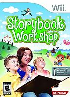 Storybook Workshop - Nintendo Wii - Disc Only Tested Fast Free Shipping!