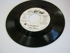 Joel Daly A Hillbilly/The Difference In Me 45 RPM Starcrest Records