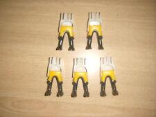 Playmobil Piernas, Soldados, MEDIEVALES ESPECIALES, jambes Playmobil